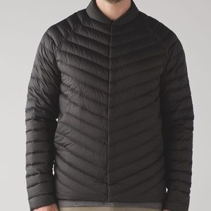 Lululemon men's Puffer Snap Down Jacket